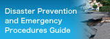 Disaster Prevention and Emergency Procedures Guide for Non-Japanese Residents